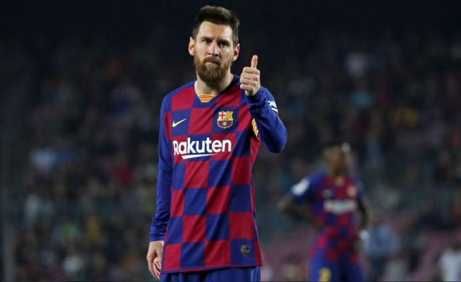 "Messi ""FIFA 21""-iň simwoliki ýygyndysyna ýörite ses bermek arkaly goşuldy"