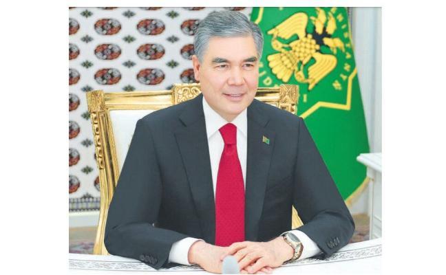 Gurbanguly Berdimuhamedow sanly wideoaragatnaşyk arkaly iş maslahatyny geçirdi