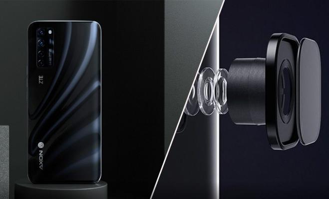 ZTE 200 MP kameraly dünýäde ilkinji smartfony satuwa çykarar