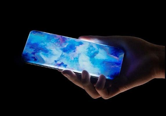 "Xiaomi показала смартфон с ""революционным"" дисплеем-водопадом"