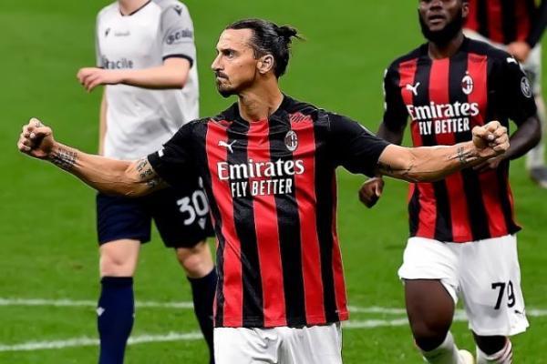 Ibrahimowiç klublaýyn karýerasynda 500-nji goluny geçirdi