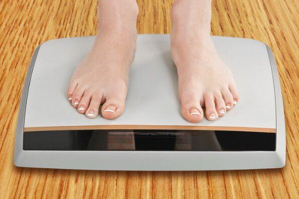 Люди, медленно набирающие вес – живут дольше остальных