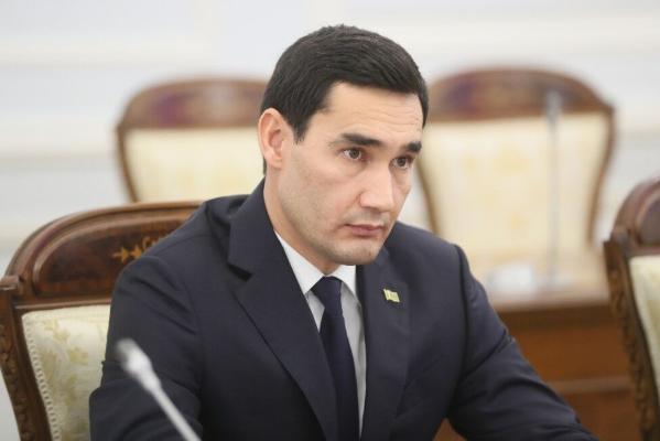 С.Бердымухамедов назначен вице-премьером и председателем Высшей контрольной палаты Туркменистана
