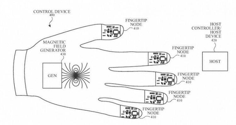 """Apple выпустит """"умные"""" перчатки для игры в VR"""