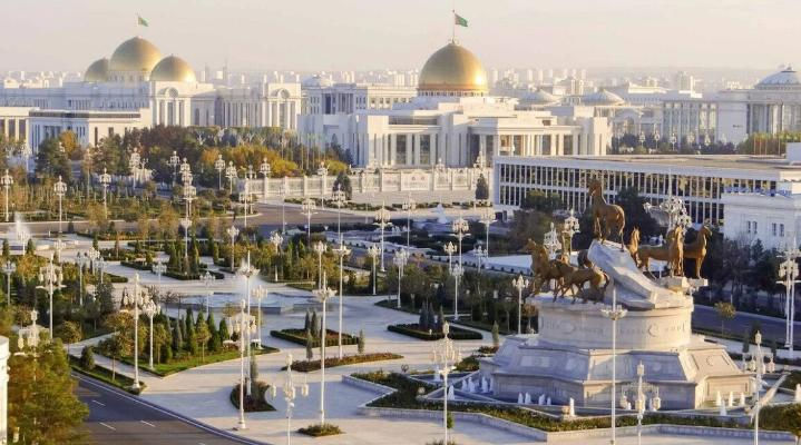Район имени С.А.Ниязова в Дашогузе удостоился премии в размере $1 миллион