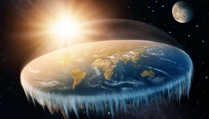 Человека, верящего в то, что Земля – плоская, могут отправить в космос
