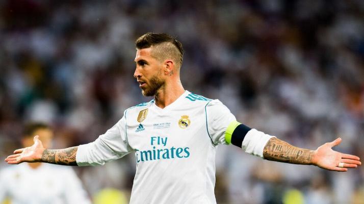 "HBS: Serhio Ramos Madridiň ""Realyny"" terk eder"