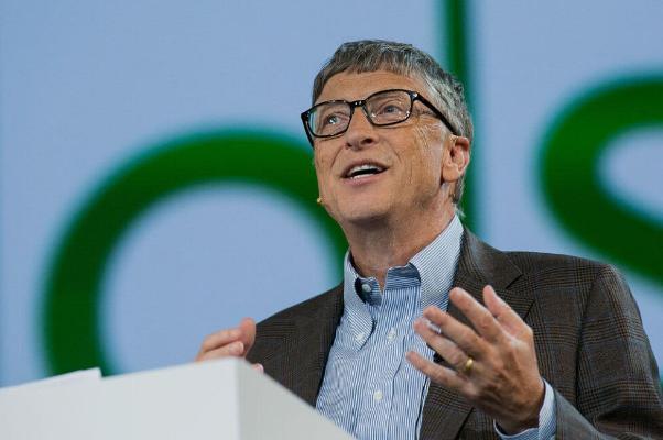 Bill Geýts howanyň üýtgemegine garşy göreşe 2 mlrd dollar maýa goýýar