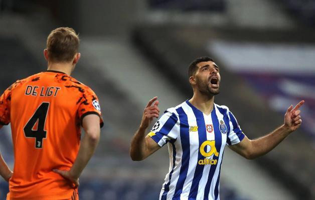 Лига чемпионов – 1/8 финала: «Ювентус» на выезде уступил «Порту»