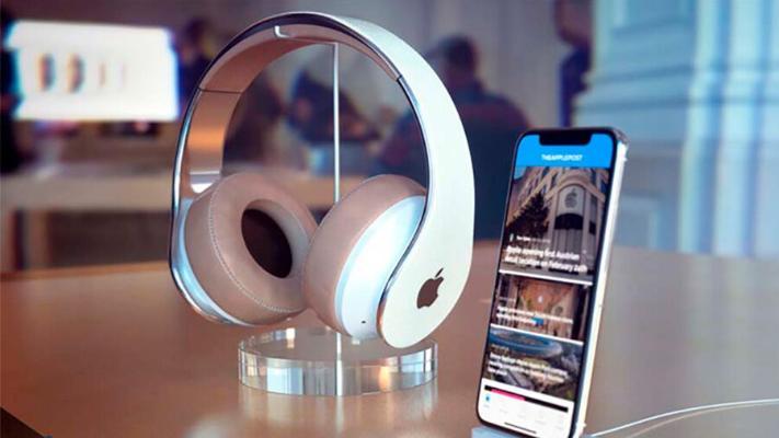 Apple aýna nauşniklerini döretmegi meýilleşdirýär