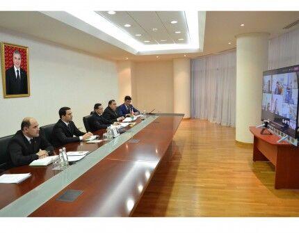 Обсуждены вопросы торгово-экономического сотрудничества между Туркменистаном и Британией