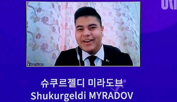 Туркменский школьник стал триумфатором Молодежной премии Мира