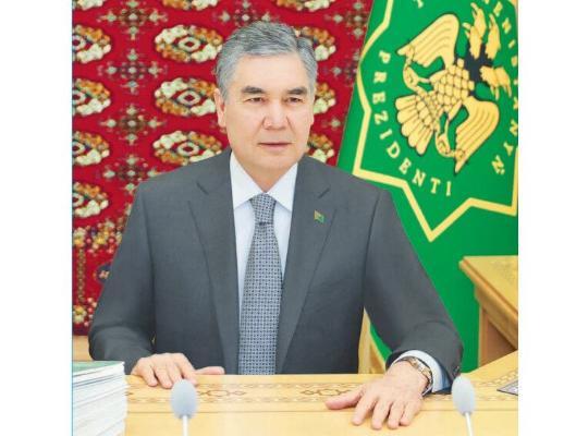 Türkmenistanyň Prezidenti etrap häkimleriniň orunbasarlaryny wezipä belledi we boşatdy