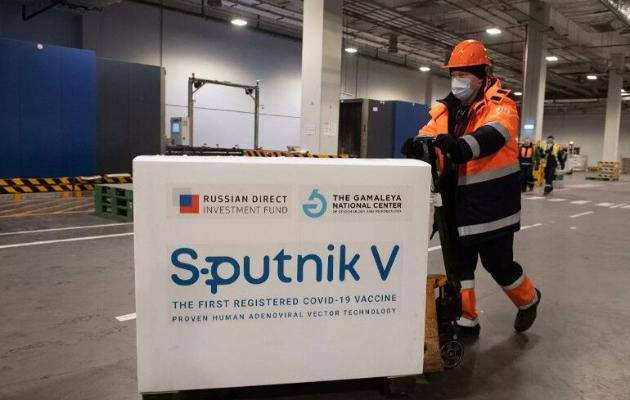 Gyrgyzystan «Sputnik V» sanjymyny bellige aldy