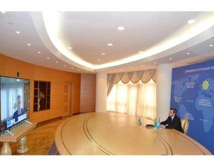 Р.Мередов предложил провести в Ашхабаде Субрегиональную конференцию по безгражданству