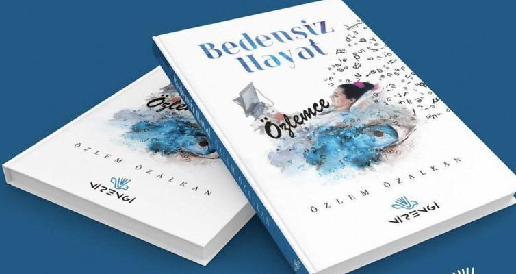 Türkiýede bir maýyp zenan gözleriniň kömegi bilen kitap ýazdy