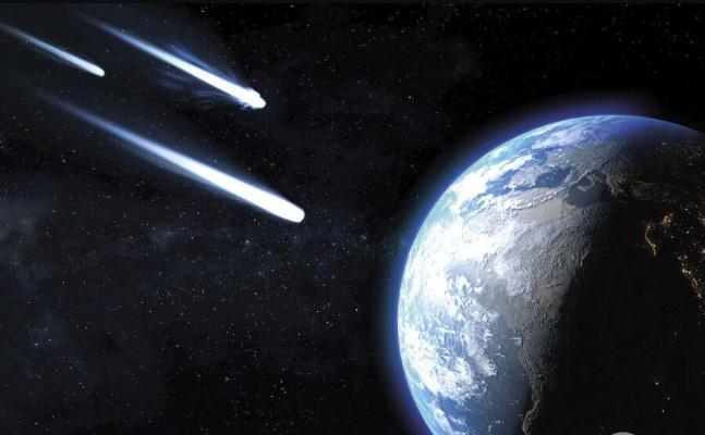 Огромный метеор взорвался над Великобританией