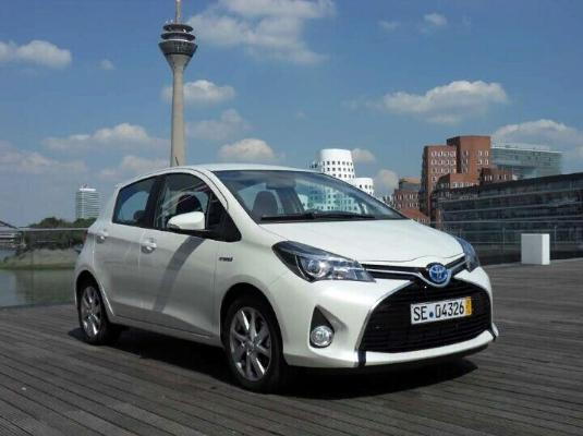 Toyota Yaris 2021-nji ýylyň awtoulagy boldy