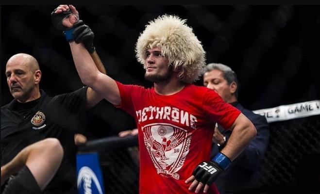 Хабиб Нурмагомедов заявил, что хотел бы сыграть за «Спартак»