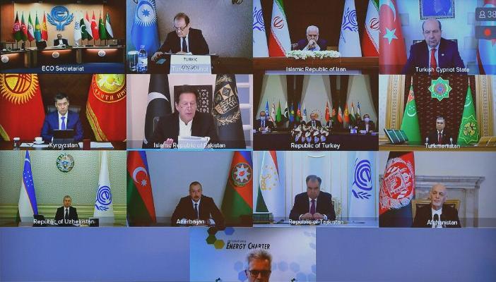 Türkmenistan Ykdysady Hyzmatdaşlyk Guramasynda başlyklygy kabul etdi