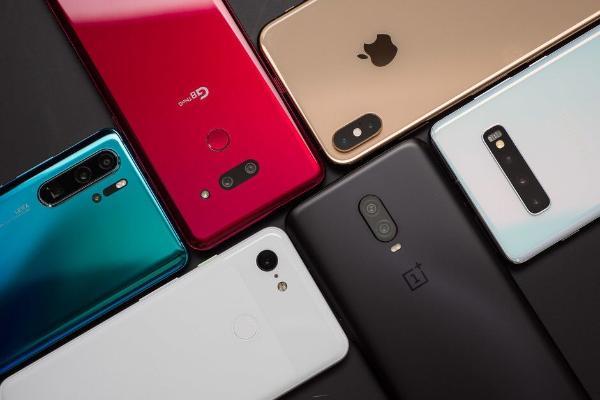 Dünýäde iň iri smartfon öndürijiler yglan edildi