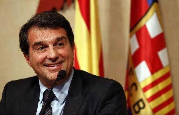 Жоан Лапорта вернулся на пост президента «Барселоны»