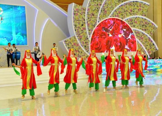 В зале торжеств Торгово-промышленной палаты состоялся праздничный концерт