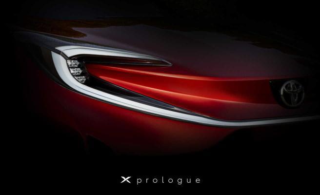 «Toyota» ýakyn wagtda täze elektrik ulagyny tanyşdyryp biler