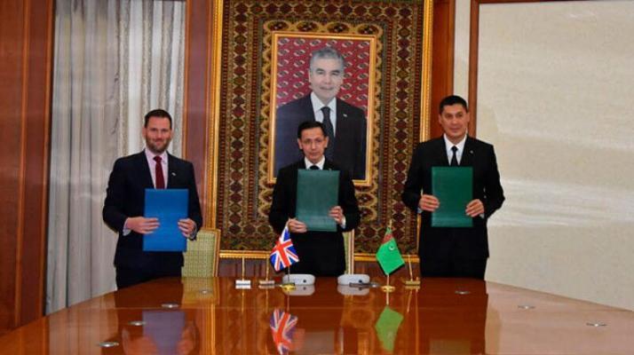 Минфин и СППТ подписали Меморандум о взаимопонимании с компанией «JCB Sales Limited»