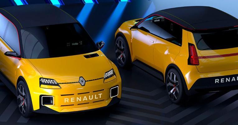 Renault обновил свой логотип