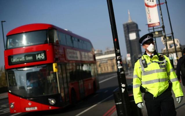 В Великобритании почтят память жертв коронавируса