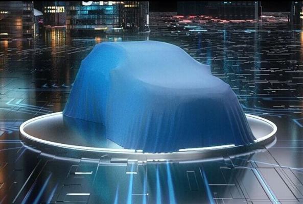 Toyota представила новый электрический кроссовер