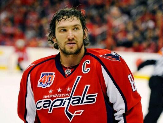 Oweçkin NHL-iň iň gowy mergenleriniň arasynda altynjy orna çykdy