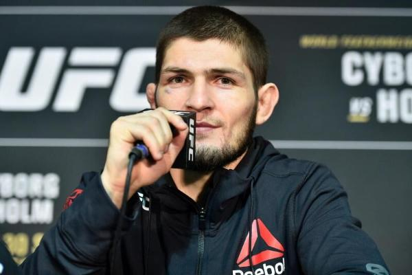 UFC официально признал уход Хабиб Нурмагомедова из октагона   