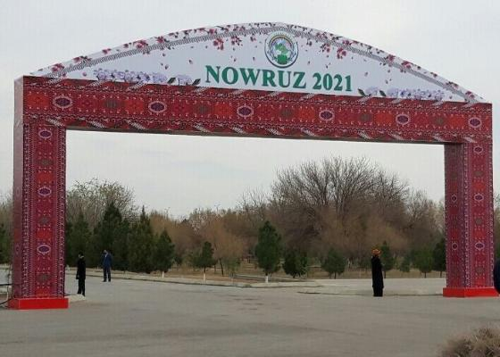 Nowruz bereketi – döwrüň bereketi