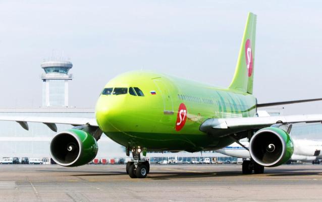 Очередной вывозной рейс вылетел из Туркменабата в Москву