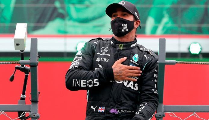 Hemilton «Formula-1-de» Şumaheriň ýene bir rekordyny täzeledi