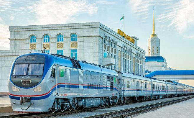 В Туркменистане возобновляется железнодорожное сообщение по еще одному маршруту