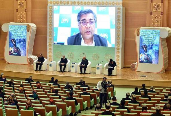 Aşgabatda Baýram han Türkmene bagyşlanan halkara forum geçirildi