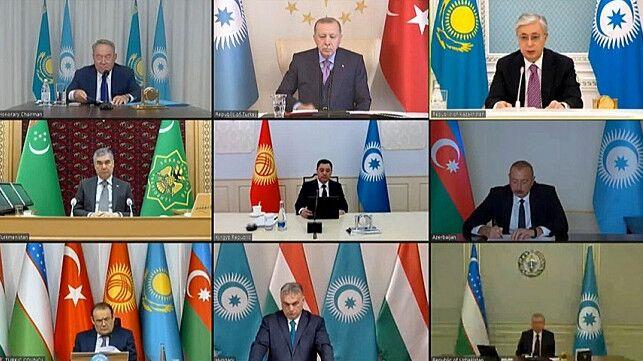Gurbanguly Berdimuhamedow Türki dilli döwletleriň hyzmatdaşlyk geňeşiniň resmi däl maslahatyna gatnaşdy