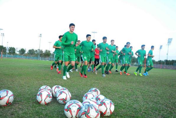 Türkmenistanyň milli ýygyndysy 2022-nji ýyldaky Dünýä çempionatyna çykmaga ýakyn