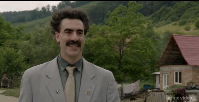 «Borat – 2» «Oskar» baýragynda Ginnesiň rekordyny täzeledi