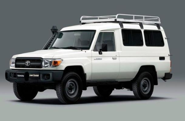 Toyota lukmanlar üçin niýetlenen awtoulag çykardy