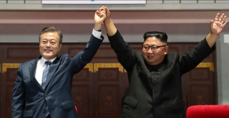 Корея и КНДР хотят подать совместную заявку на проведение Олимпиады-2032