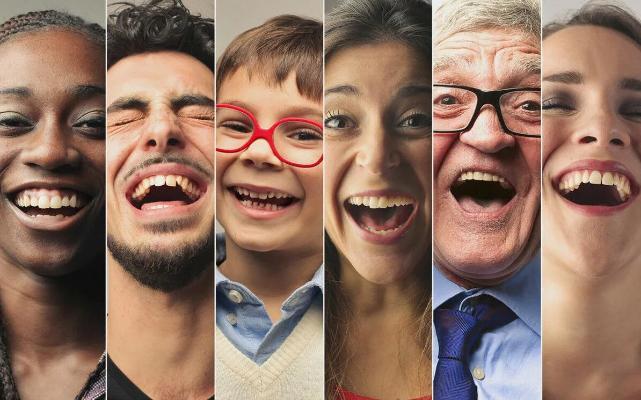 Смех благотворно влияет на здоровье