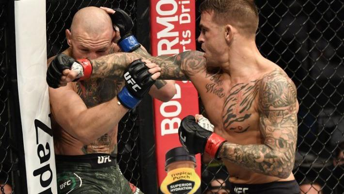Третий бой Порье и Макгрегора состоится в июле на турнире UFC 264