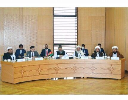 В МИД Туркменистана прошла встреча с делегацией Афганистана