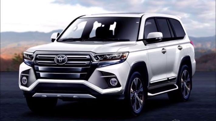 "Internetde ""Toyota Land Cruiser 300""-iň çyzgylary peýda boldy"