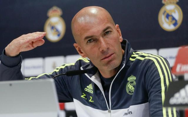 Зидан хочет покинуть «Реал» по окончании сезона