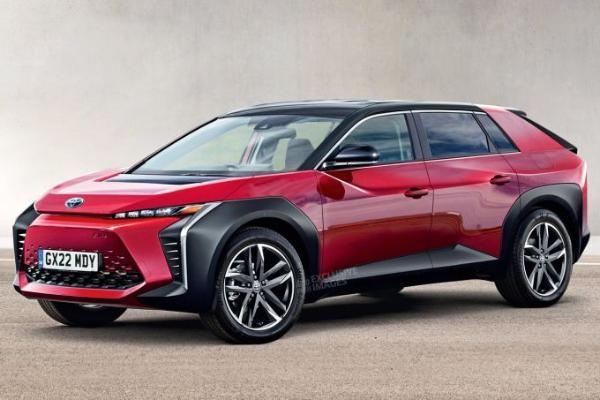 "Toyota ""BZ"" elektromobil subbrendini döreder"